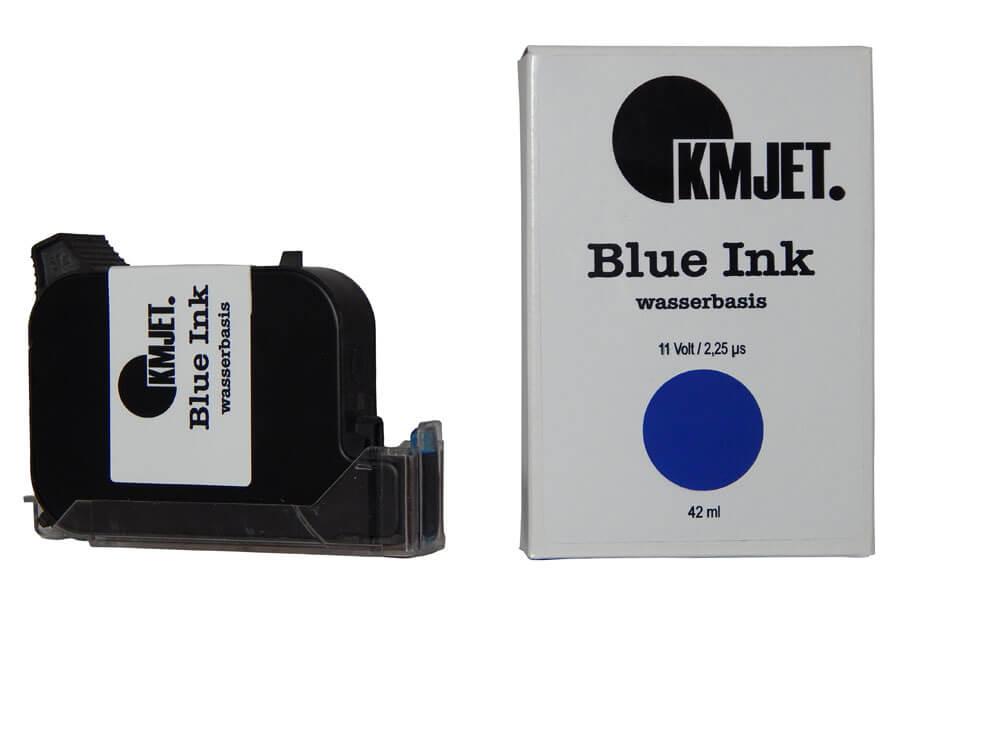 KMJET Blue Ink