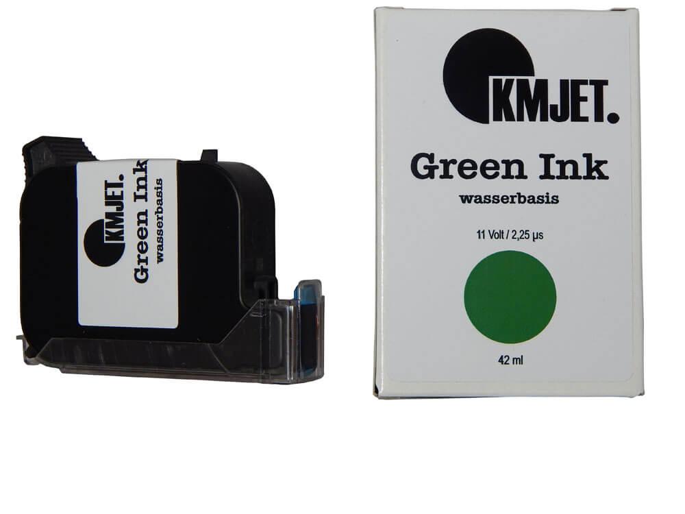 KMJET Green Ink