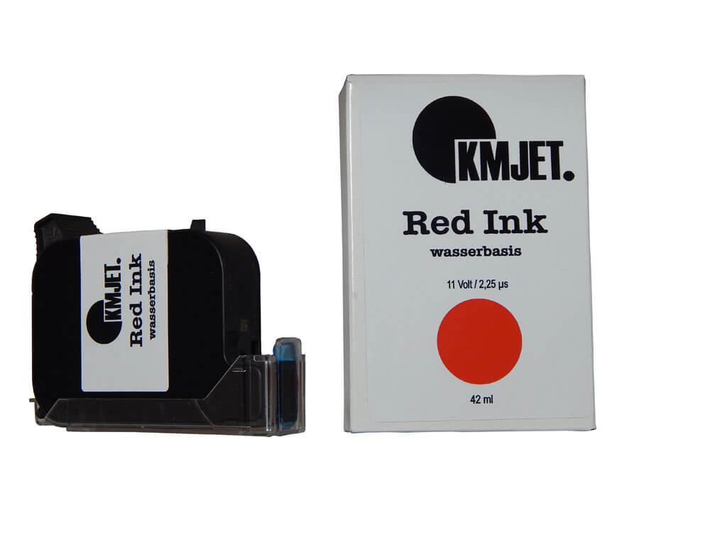 KMJET Red Ink